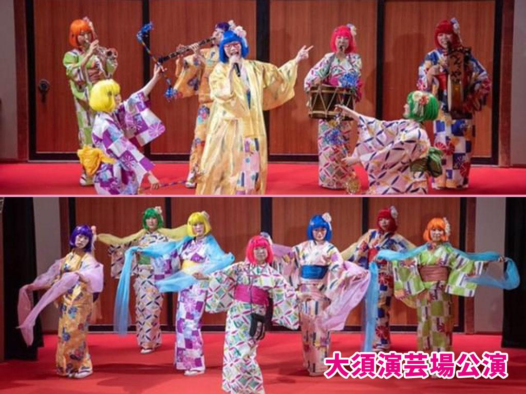 べんてんやの大須演芸場公演